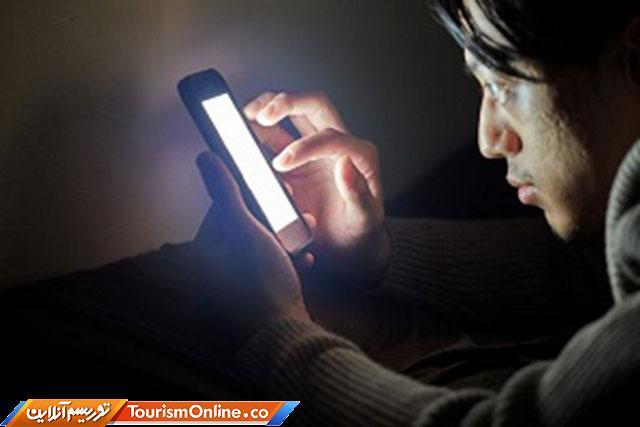 استفاده از گوشی هوشمند