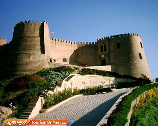 قلعه فلاک الافلاک خرک آباد لرستان