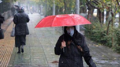 باران در استان