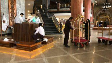 محدودیت در هتل