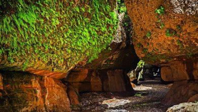 غار زینگان ایلام