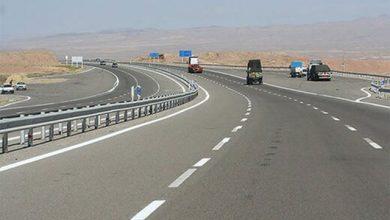 ترافیک در جاده محورهای هراز