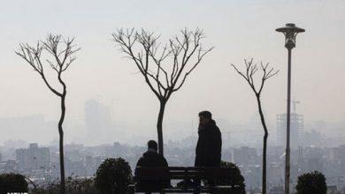 آلودگی هوا مشهد