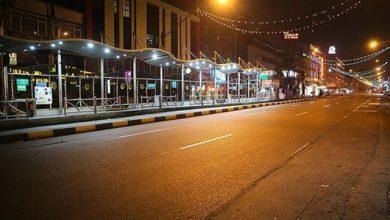 محدودیت تردد تهران