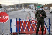 محدودیت و منع تردد مازندران