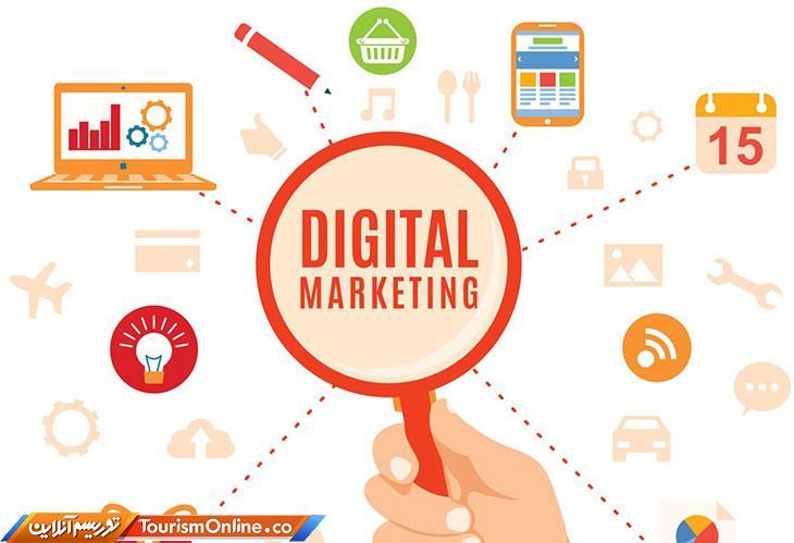 استخدام دیجیتال مارکتینگ