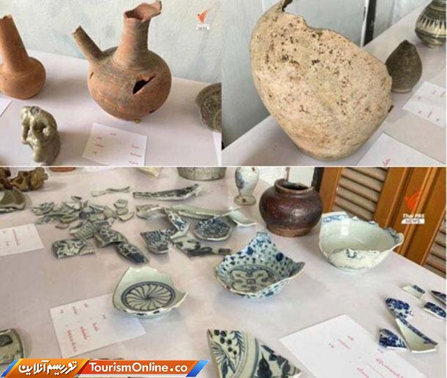 کشف آثار تاریخی در زندان