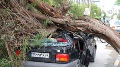 طوفان اصفهان