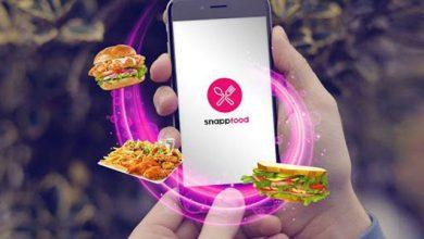 سفارش آنلاین غذا اسنپ فود