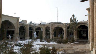 بازار تاریخی زنجان