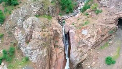 آبشار خوی