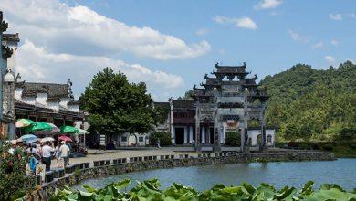 دهکده باستانی چین
