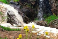 مخمل کوه خرم آباد لرستان