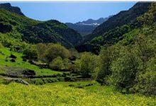 گردشگری شهرستان باشت