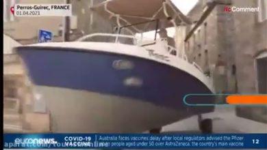 قایق دوزیست فرانسه