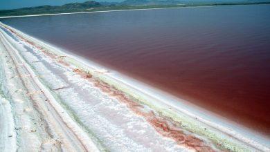 دریاچه حوض سلطان قم