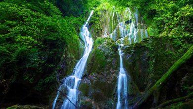 آبشار کلیره بابل