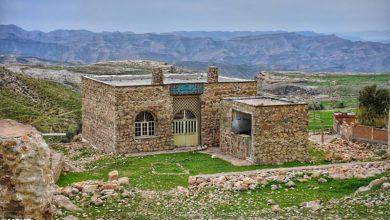 روستای سنگی دزفول