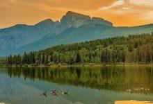 تصویر زیبا از کانادا