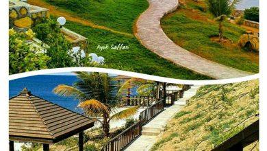 طبیعت زیبای ساحل چابهار