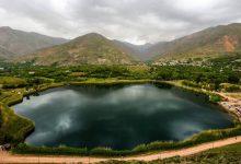 کوه های الموت قزوین