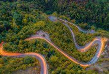 جاده جنگلی شاهرود گرگان